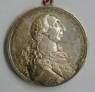 Medalla conmemorativa del Premio de la Real Academia de Derecho Español y Público