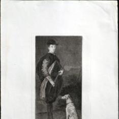 Retrato de Don Fernando de Austria