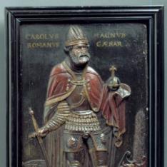 Carlos V, emperador del Sacro Imperio