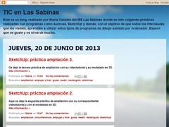 TIC en Las Sabinas