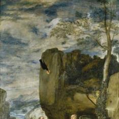 San Antonio Abad y San Pablo, primer ermitaño