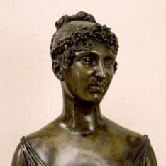 Retrato de Hortensia de Beauharnais