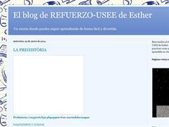 El blog de refuerzo_Usee de Esther
