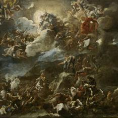 Victoria de los israelitas y cántico de Débora