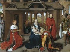 La Natividad. La Adoración de los Reyes Magos. La Purificación