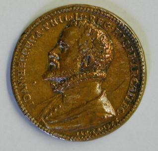 Medalla de Juan de Herrera