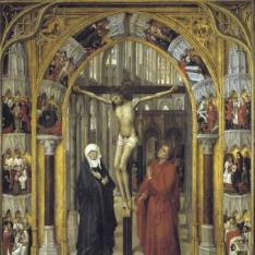 Tríptico de la Redención: la Crucifixión
