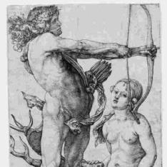 Apolo y Diana