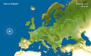 Elver i Europa. Toporopa