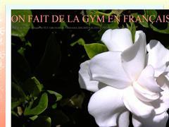 ON FAIT LA GYM EN FRANÇAIS!