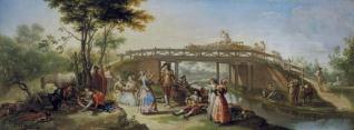 El puente del Canal de Madrid
