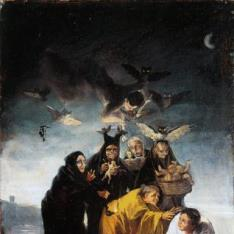 El Conjuro o Las Brujas