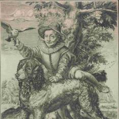 Retrato de Frederik de Vries