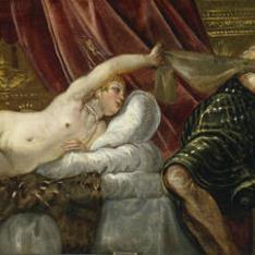 José y la mujer de Putifar