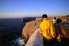 En coche y a la aventura por la costa del Algarve