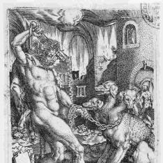 Hércules y Cerbero