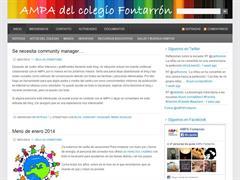 AMPA del colegio Fontarrón