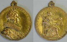 Medalla de Luis XIII de Francia