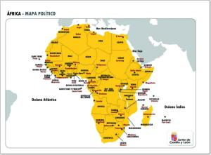 Mapa Politic Africa Catala.Interactive Map Where Is It Countries Of Africa Mapas