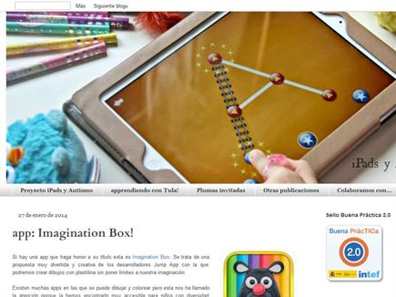 iPads y Autismo