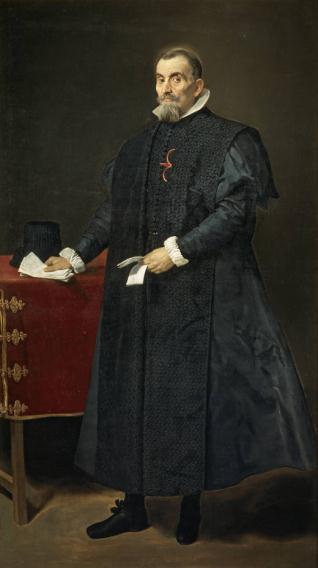 Don Diego del Corral y Arellano.