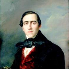 El pintor Nicolás Gato de Lema