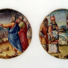 Abraham y Melquisedec / Caída del Maná