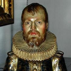 Retrato de Diego Sarmiento de Acuña, I conde de Gondomar