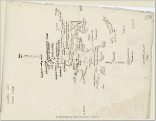 Mapa de Cabra del Santo Cristo
