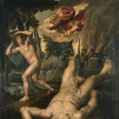 La muerte de Abel