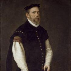 Pejerón, bufón del conde de Benavente y del gran duque de Alba