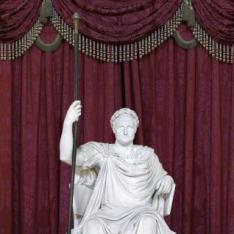 Carlos IV, sedente