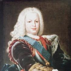 Retrato de Fernando VI