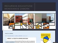 RECURSOS EDUCATIVOS MENESIANOS ZAMORA