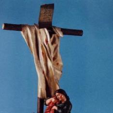 Piedad al pie de la cruz