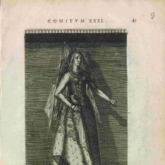 Retrato de María de Borgoña