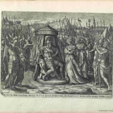 La historia de Judit y Holofernes