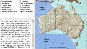 Oceans of Oceania. Tutorial. Sheppard Software