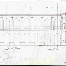 Convento de P.P. Agustinos para el paraje llamado Morcote en América
