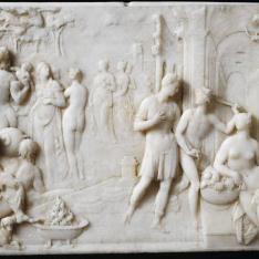 Alegoría de Francisco I de Medici