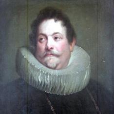 Retrato de Jean van Montfort