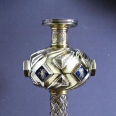 Pie de cruz procesional