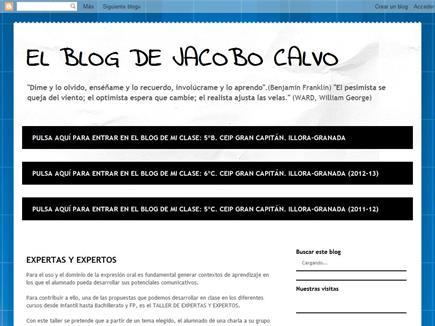 EL BLOG DE JACOBO CALVO