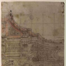 Decoración para una bóveda