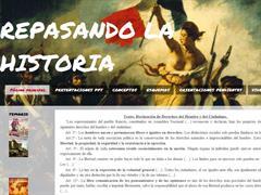 REPASANDO LA HISTORIA