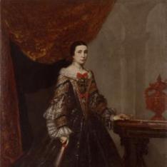 Retrato de doña Teresa Francisca Mudarra y Herrera