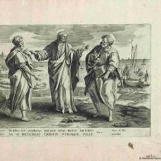 La vocación de San Pedro y San Andrés