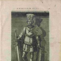 Retrato de Roberto I, el Frisón