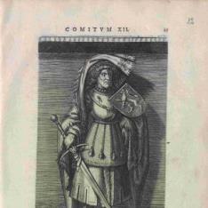 Retrato de Diderick VI