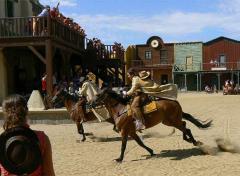 Locos por el  'spaghetti western'